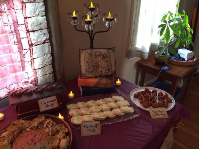 Harry Potter Party 4